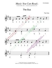 "Click to Enlarge: ""The Bus""  Pitch Number Format"