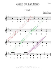 "Click to enlarge: ""Rover"" Beats Format"