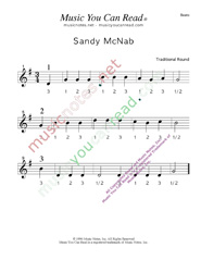 "Click to enlarge: ""Sandy Mc Nab"" Beats Format"