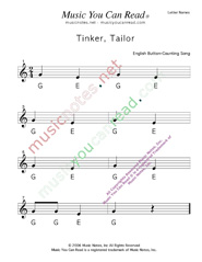"Click to Enlarge: ""Tinker, Taylor"" Letter Names Format"