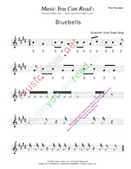 "Click to Enlarge: ""Bluebells"" Pitch Number Format"