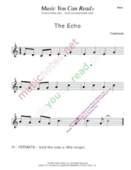 """The Echo"" Music Format"