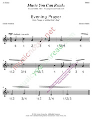 "Click to enlarge: ""Evening Prayer"" Beats Format"