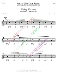 "Click to enlarge: ""Fairy Dance"" Beats Format"