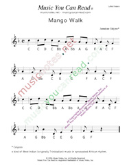 "Click to Enlarge: ""Mango Walk"" Letter Names Format"