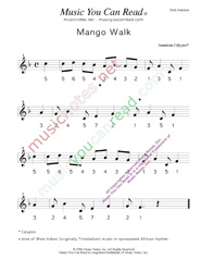 "Click to Enlarge: ""Mango Walk"" Pitch Number Format"