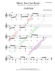"Click to Enlarge: ""Jubilee,"" Pitch Number Format"