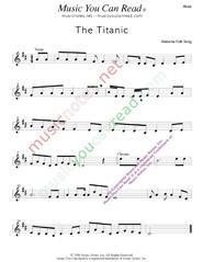 The Titanic (Husbands And Wives)   Bluegrass Lyrics