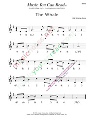 "Click to enlarge: ""The Whale,"" Beats Format"