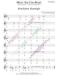 "Click to Enlarge: ""Anchors Aweigh,"" Pitch Number Format"