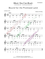 "Click to Enlarge: ""Bound for the Promised Land,"" Pitch Number Format"